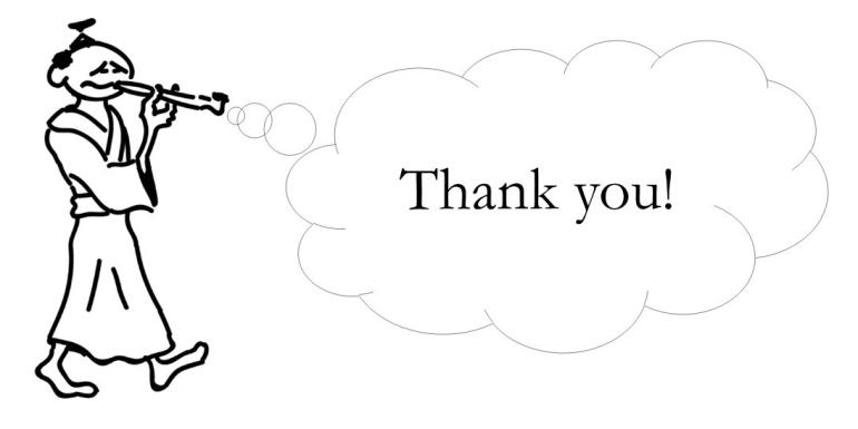 Saiheiji Thank you